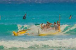 Paseo en Canoa de Outrigger