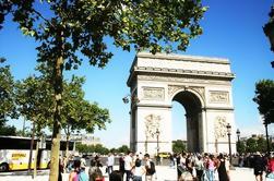 Saltar la Línea Arc De Triomphe Summit Access y Champs Elysees Destacados