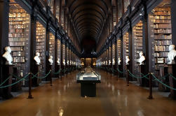 Acceso temprano: Libro de Kells incluyendo el tour exterior del Castillo de Dublín