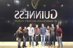 Temple Bar Highlights Tour con Guinness y Whisky Degustación de Dublín