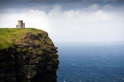 Acantilados de Moher, el Castillo del Rey Juan y el Tour de Burren Desde Dublín