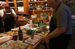 Clase de cocina: albóndigas de estilo italiano y tiramisú
