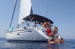 Experiencia privada de navegación con Skipper