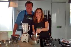 Clases de cocina para parejas en Sevilla