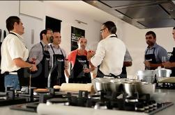 Clases de cocina y degustación de vinos en Sevilla