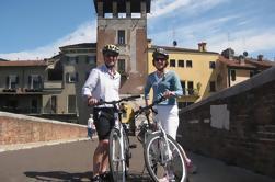 Verona Destaca Tour de Bicicleta Incluyendo una Brecha de Café o Helado