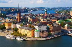 Crucero de 2 noches de ida y vuelta desde Riga a Estocolmo con City Sightseeing Tours