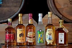 Boleto, transporte y visita del museo Rum del viajero de la ciudad de Belice