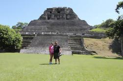 Xunantunich Mayan Ruin de Ciudad de Belice