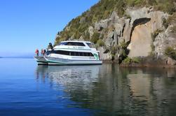 Crucero Maorí de Carving de Taupo