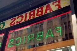 Tour de Compras de Tela y Tejido Privado en Ciudad de Nueva York