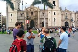 Tour Histórico de Lima con un Local