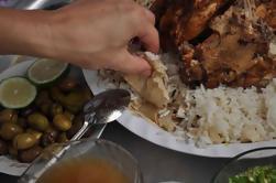 Excursión privada a Pirámides de Giza y clase de cocina
