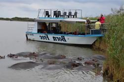 Excursão de um dia para os Pantanais de Santa Lúcia de Durban Incluindo o Passeio de Barco no Estuário