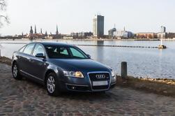 Traslado en taxi privado de Jurmala a Riga