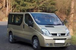 Traslado privado de Minivan desde Valmiera a Riga o Riga a Valmiera