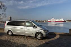 Traslado privado de Minivan de Parnu a Riga o de Riga a Parnu