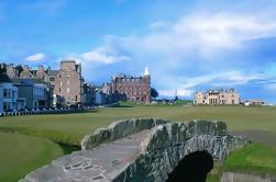 Excursão de um dia para grupos pequenos em St. Andrews e The Fishing Villages of Fife de Edimburgo