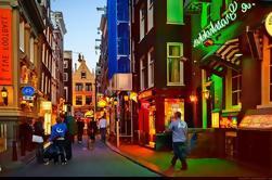 Distrito privado de la Luz Roja y Tour de Comida en Amsterdam