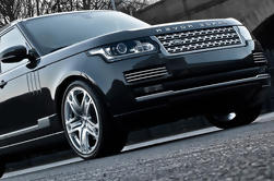 Lujo Range Rover a su disposición en Londres durante 4 horas