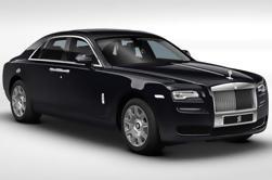 Private Ankunft Transfer in einem Luxus Rolls Royce vom Flughafen Heathrow nach Central London