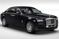 Lujo Rolls Royce a su disposición en Londres, incluyendo un chauffeur