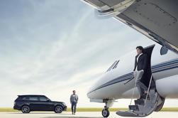 Luxus Range Rover Ankunft Transfer: Flughafen Heathrow nach Zentral-London