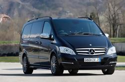 Minivan con chofer privado a su disposición en Londres