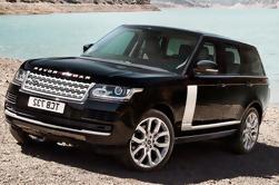 Lujo Range Rover a su disposición en Londres, incluyendo un chauffeur