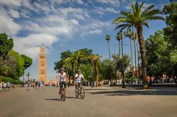 Visite de la ville de Marrakech