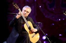 Concierto de guitarra española en la Basílica