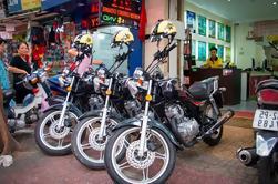 Excursión en moto de la mañana a los túneles de Cu Chi desde Ho Chi Minh City