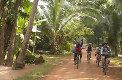 Explorando el campo de Siem Reap en bicicleta