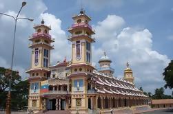 Túneis de Cu Chi e Templo de Cao Dai Excursão de dia inteiro de Ho Chi Minh City