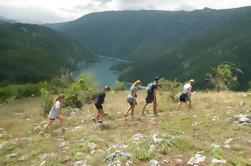 3 noches de descanso activo en Montenegro incluyendo 2 caminatas Tara River Rafting y Piva Lake Cruise