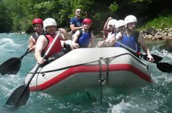 3 días de aventura Break: Rafting, senderismo, barranquismo y crucero por el lago en Montenegro