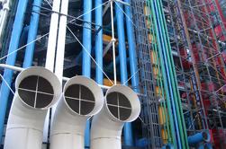 Visita privada del Centro Pompidou