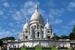 Tour privado de Montmartre y Sacre Coeur