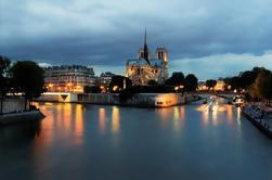 Fantasma y misterio a pie de París