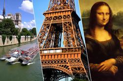 Skip the Line: Torre Eiffel, Crucero y Louvre