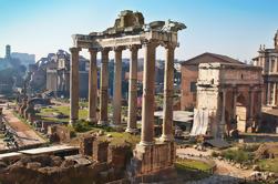 Excursión en grupo pequeño de Segway de Roma antigua