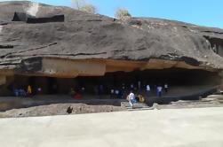 Excursão privada às cavernas de Kanheri