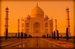 Tour privado: Sunset Taj Mahal y Fatehpur Sikri Tour de un día
