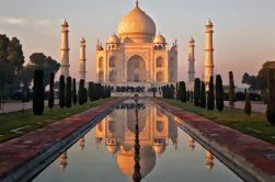 Tour Privado: Taj Mahal Sunrise Tour