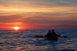 Medio día Kayak de mar Rodas