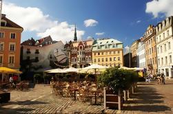 Excursión a pie del casco antiguo de Riga