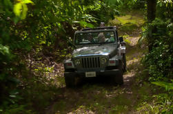 Jungle Jeep Adventure de la ciudad de Belice