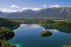Excursión de un día al lago Bled desde Ljubljana