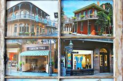 Caminata histórica de Nueva Orleans