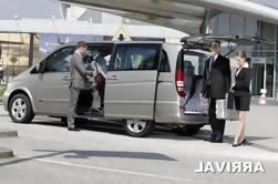 Transferência de chegada do Premium Sydney Airport por People Mover